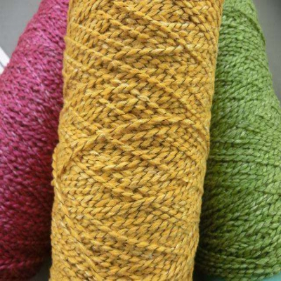 The difference between fancy yarn and composite yarn